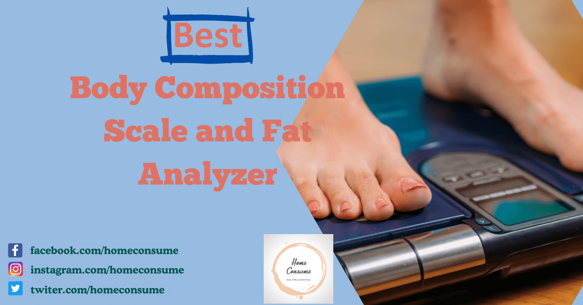 Best body composition scale India