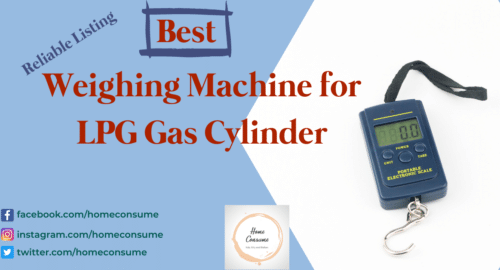 Best Weighing Machine for LPG gas cylinder