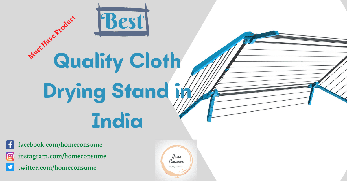 Best Quality Cloth Drying Stand in India